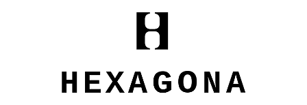 logo hexagona